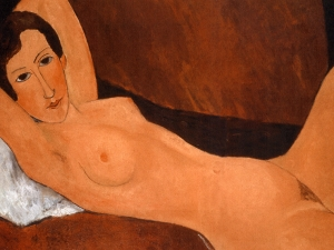 Modigliani Akt Celine Howard