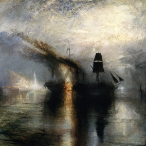 Turner Peace Burial At Sea