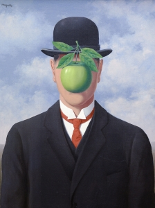 Magritte  The Great War
