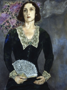 Marc Chagall Bella In Green