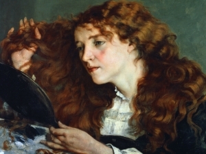 Courbet Jo The Beautuful Irish Girl