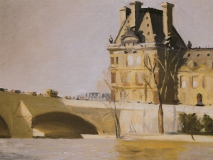 Hopper Le Pont Royal