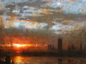 Turner Scarlet Sunset