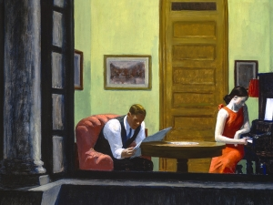 Hopper Room In New York