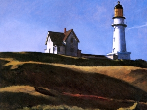 Hopper Lighthouse Holl