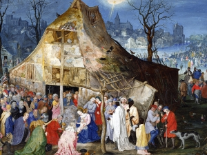 Bruegel The Adoration Of The Kings