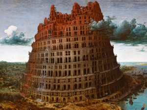 Bruegel Tower Of Babel