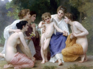Bouguereau Ladmiration