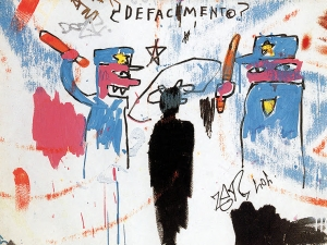 Basquiat The Death Michael Stewart