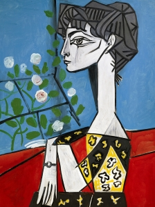 Picasso Final Muse At Pace