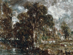 Constable On The Rivers Stour