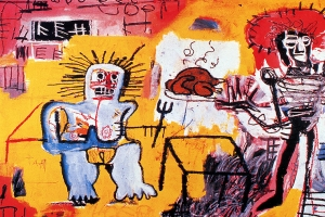 Basquiat Arroy Con Pollo