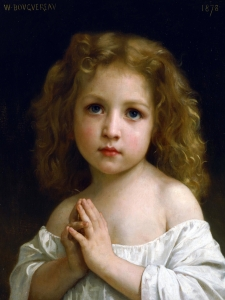 Bouguereau Little Girl