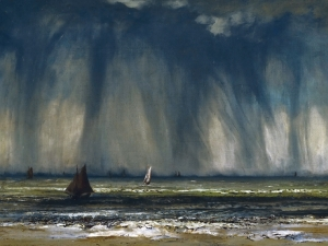Courbet The Waterspout